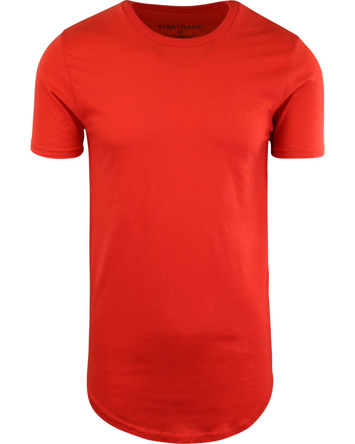 Mens Long Tail Tee Shirts